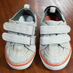 Carter's Canvas Shoes, sz 5